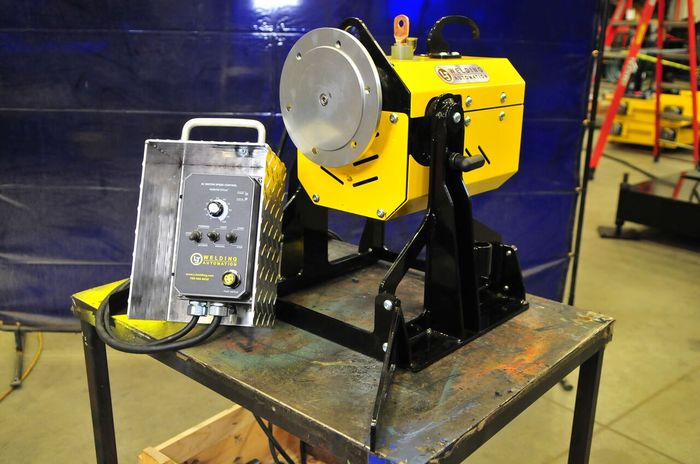 Edmonton - LJ Welding Automation -