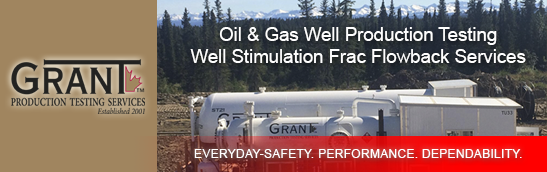 Calgary - Grant Production Testing Services Ltd -